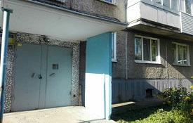 Ремонт входных групп в доме по адресу ул. Кронита, 6