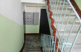 Ремонт подъезда №2 в доме по адресу ул. Зюкайская, 4