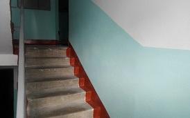 Ремонт подъезда №3 в доме по адресу ул. Волховская, 23