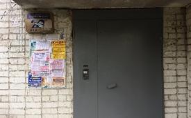 Ремонтные работы в доме по адресу ул. Волховская, 23