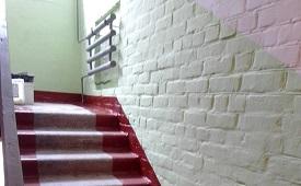 Косметический ремонт подъезда дома по адресу ул. Бушмакина, 14
